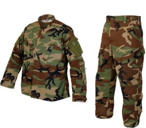 Военно-полевые костюмы